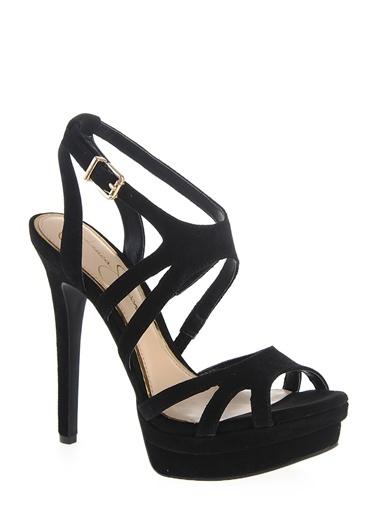 %100 Deri Klasik Ayakkabı-Jessica Simpson